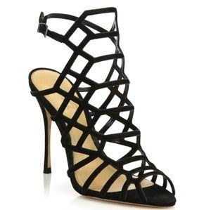 SCHUTZ Juliana Gladiator Caged Sandals